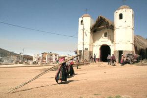 Declaran Patrimonio Cultural de la Nación al techado de la Iglesia o 'iglisya qatay' de San Pablo de Incahuasi