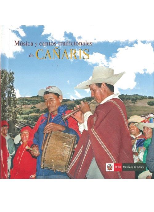 Música y cantos tradicionales de Kañaris en el archivo sonoro de la DPI
