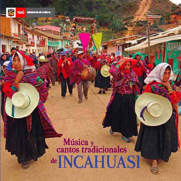Musica y Cantos tradicionales de Inkawasi